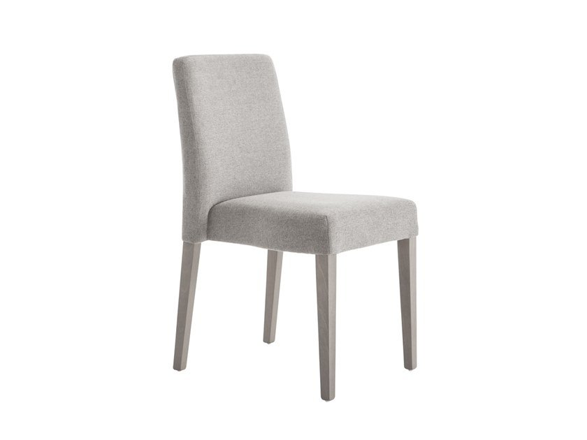 Upholstered beech chair MISS 49SF.i4 by Palma