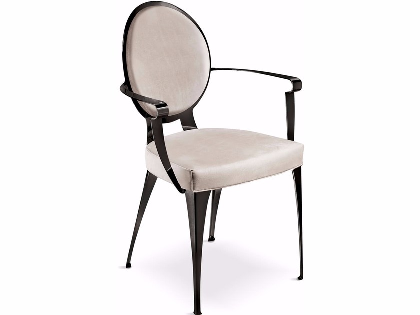 Miss sedia con braccioli collezione miss by cantori