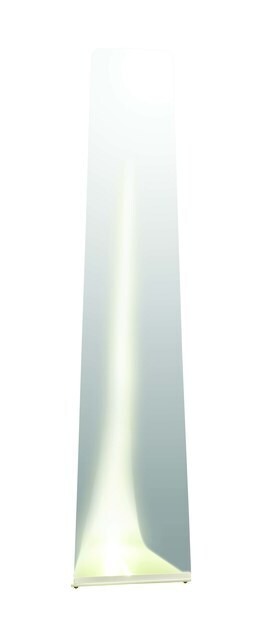 Freestanding mirror with integrated lighting MISTIK by ROCHE BOBOIS