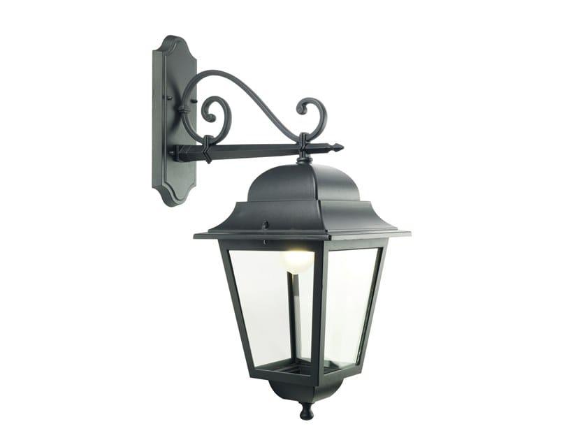 Lampada da parete per esterno in alluminio pressofuso MITO 581 by SOVIL