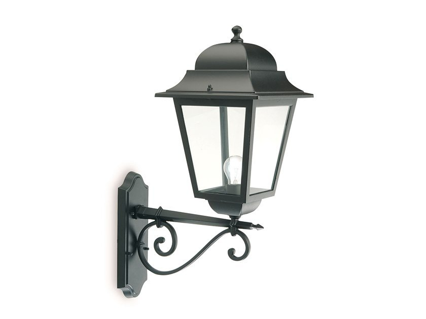 Die cast aluminium outdoor wall lamp MITO 583 by SOVIL