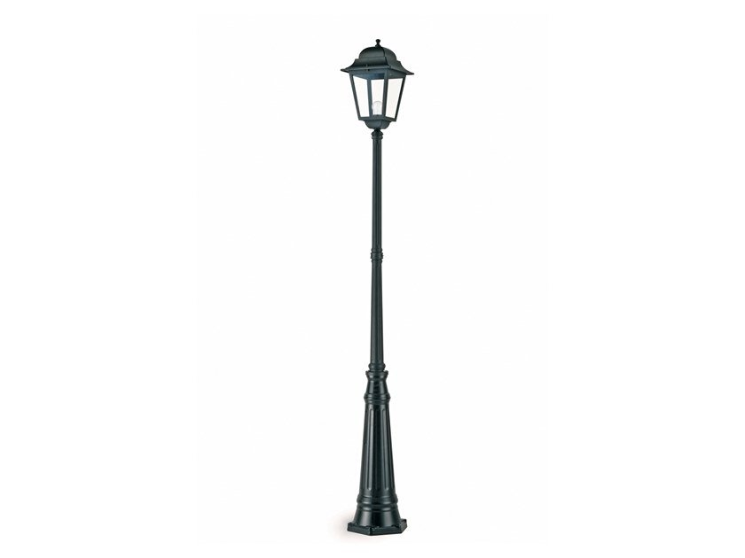 Lampione da giardino a lanterna in alluminio pressofuso MITO 985 by SOVIL