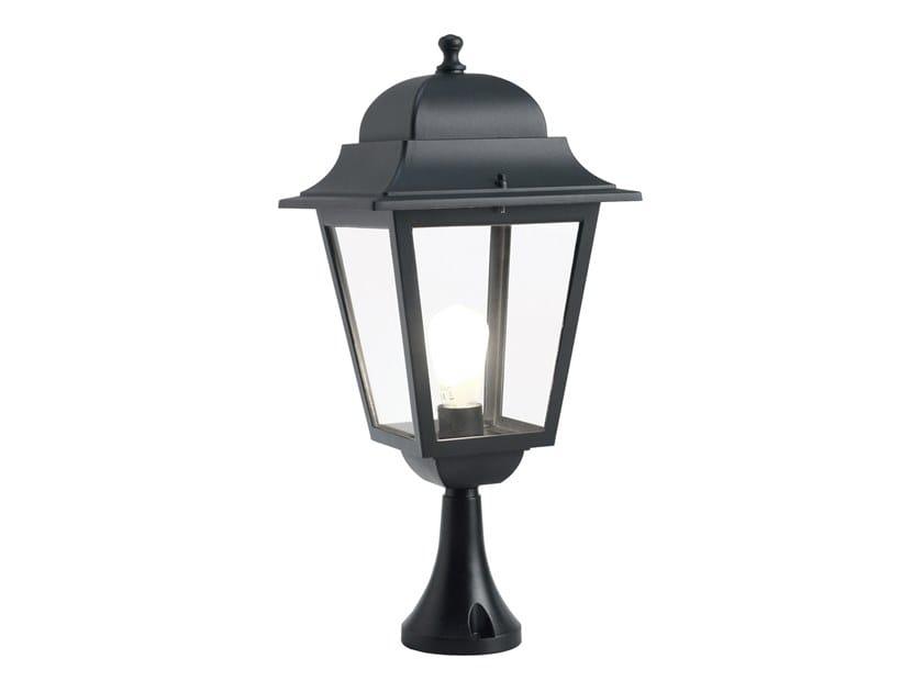 Lampione da giardino a lanterna in alluminio pressofuso MITO 990 by SOVIL