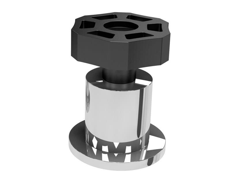 Deck mounted washbasin mixer MIX&MATCH TMA.12 + MBMI.B.1 by Water Evolution