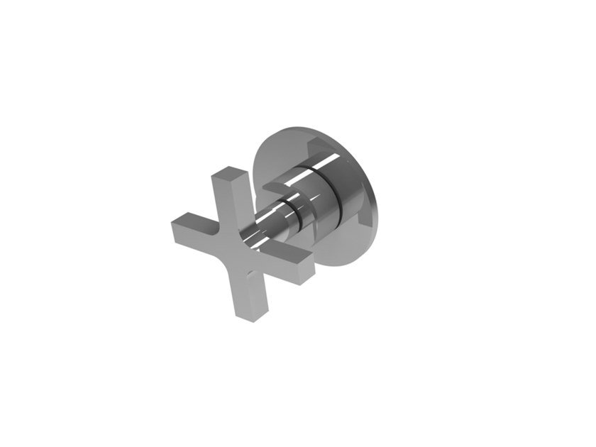 Wall-mounted chromed handle MIX&MATCH MPMI.C.1 by Water Evolution