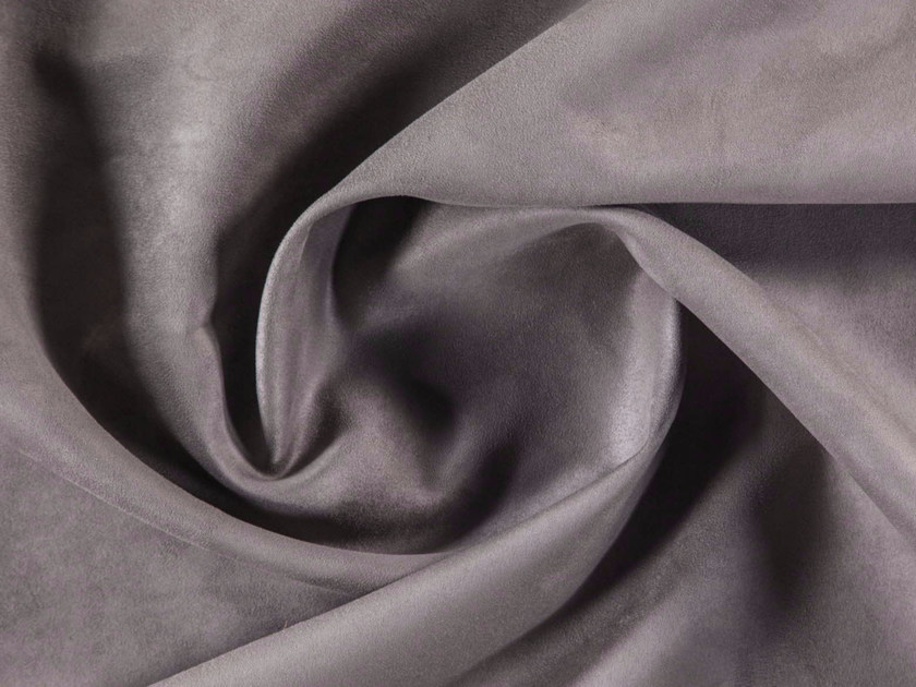 Solid-color washable suede fabric fabric MIX by More Fabrics