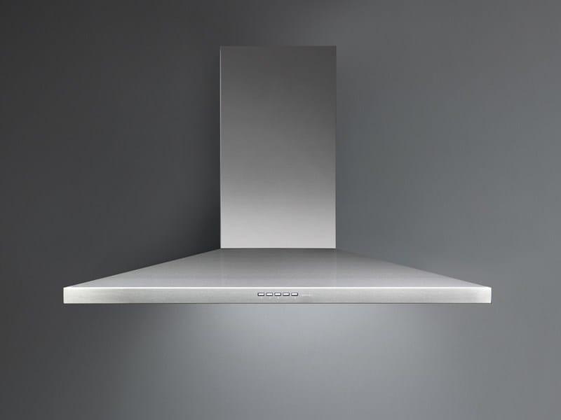 Wall-mounted stainless steel cooker hood MIZAR by Falmec