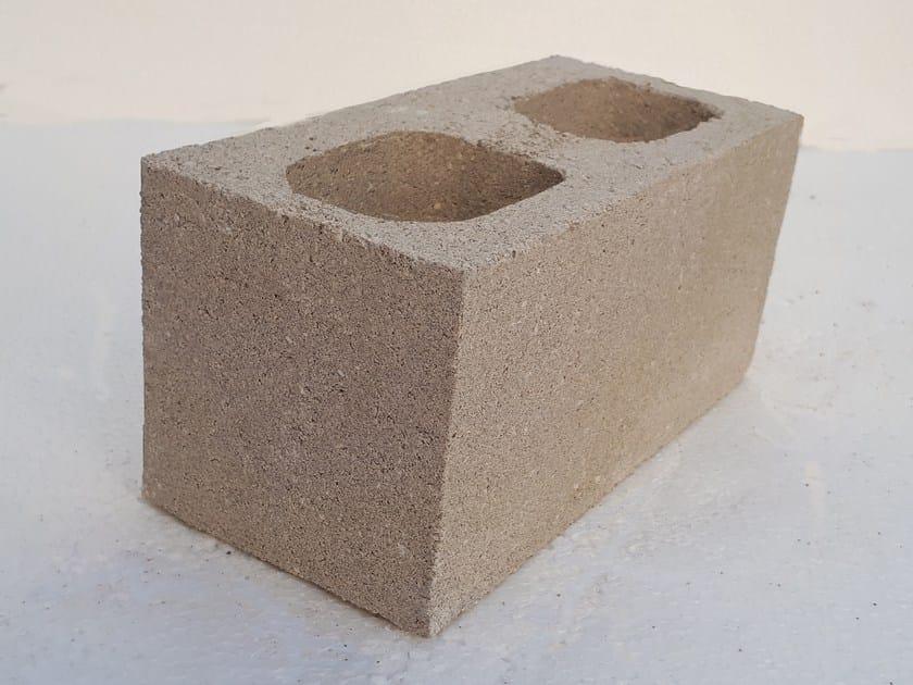 Concrete building block ML12 | Concrete building block by Edil Leca Murature