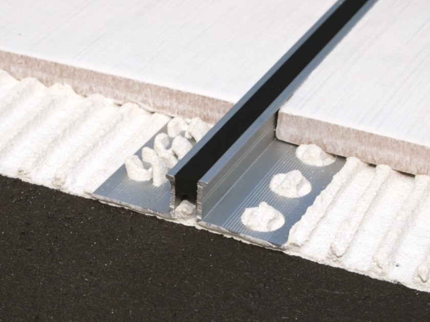 Aluminium Flooring joint MMA by Genesis