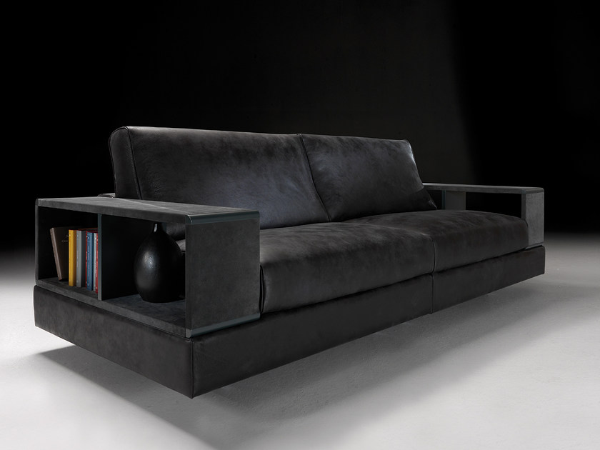 Sectional Nabuk sofa MOAT | Nabuk sofa by Borzalino