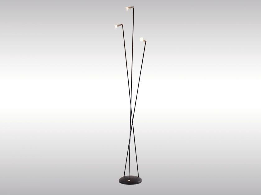 Classic style floor lamp MOBIL by Woka Lamps Vienna
