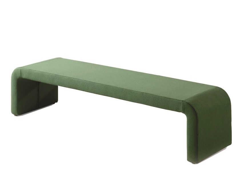 Backless bench seating MOBY | Backless bench seating by B&T Design