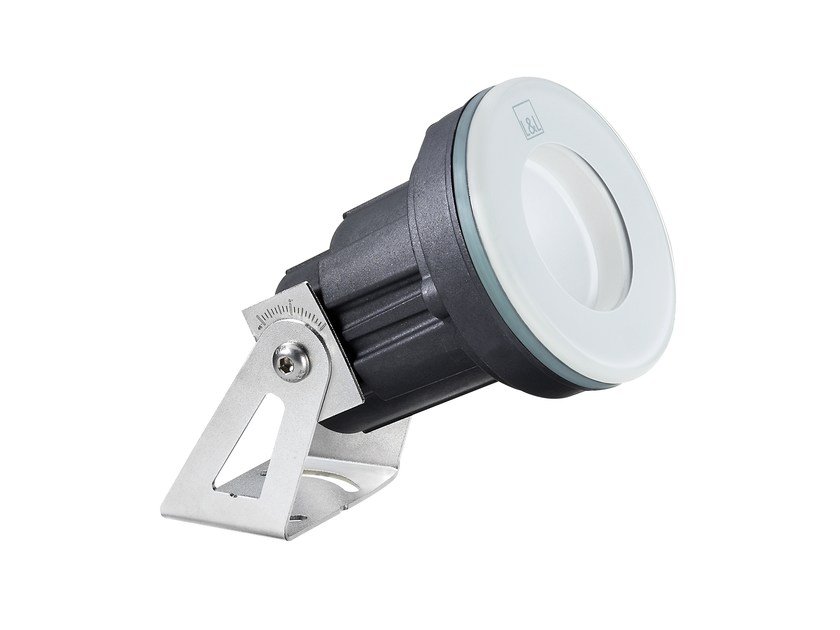 Outdoor floodlight / underwater lamp Moby P 1.1 by L&L Luce&Light
