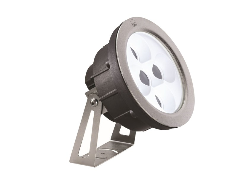 Outdoor floodlight / underwater lamp Moby P 3.0 by L&L Luce&Light