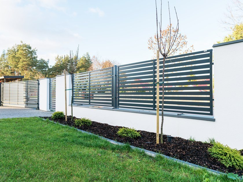 Modern Aw 10 104 Fence Fences Collection By Wisniowski