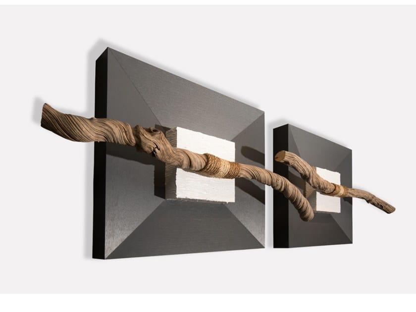 Quadro in legno MODERN NATURE by MORADA