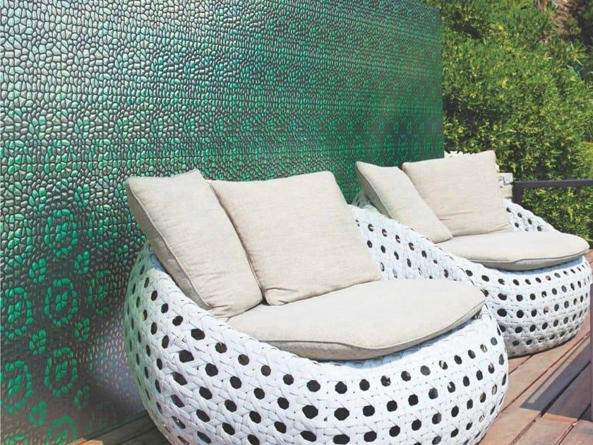 Mosaico in poliuretano per interni ed esterni MODERN PEBBLE by MyMosaic