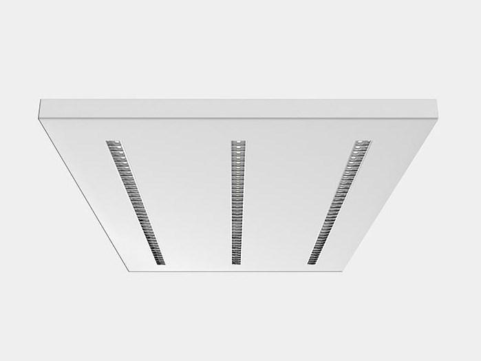 Steel ceiling lamp MODERNA | Ceiling lamp by ES-SYSTEM