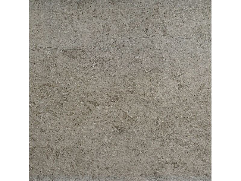 Porcelain stoneware wall/floor tiles with stone effect MODICA GRIGIO SCURO by Ceramiche Coem