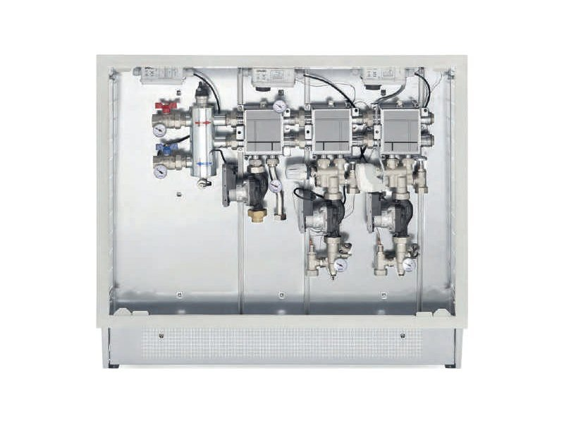 Mixing unit and manifold MODULAR FIRSTBOX Collectors
