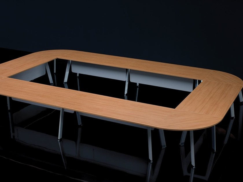 Modular meeting table SIMPLIC | Modular meeting table by BALMA
