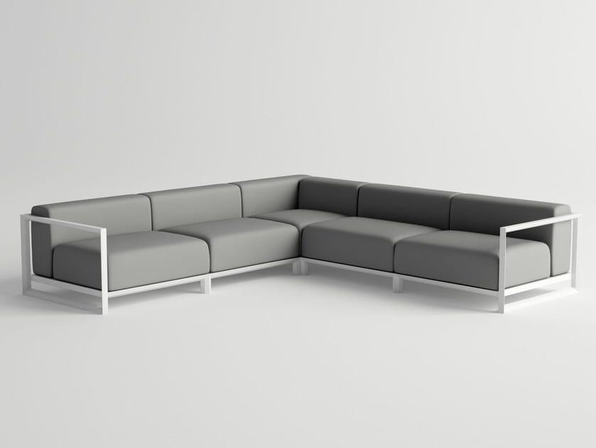 Modular sofa NUBES | Modular sofa by 10Deka