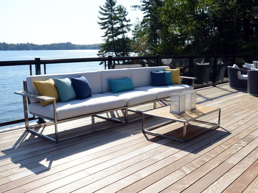 Modular sofa CITYSCAPE | Modular sofa by 7OCEANS DESIGNS