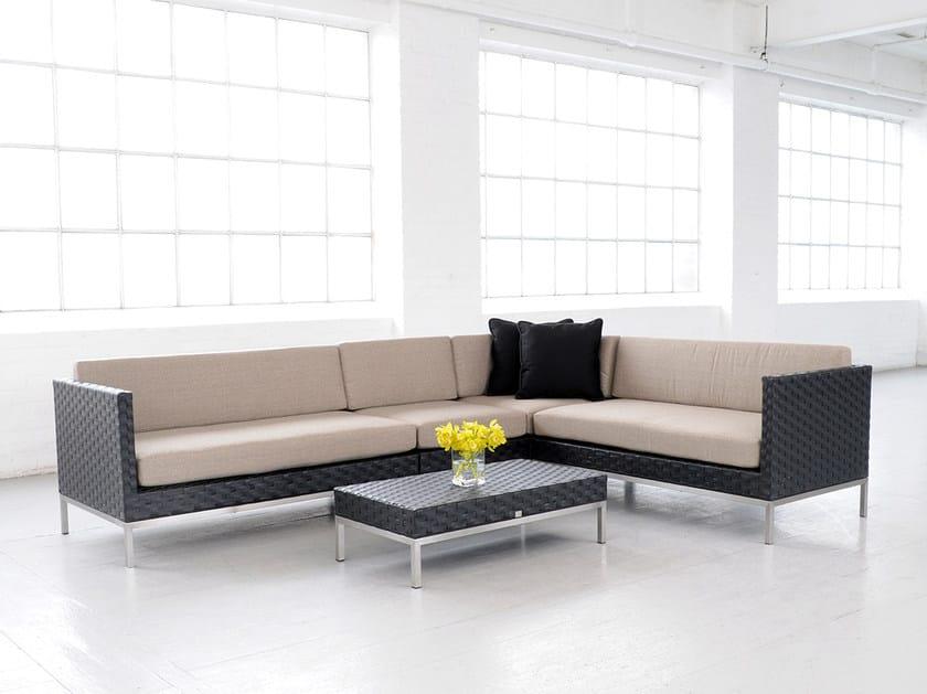 Modular sofa CONDO | Modular sofa by 7OCEANS DESIGNS