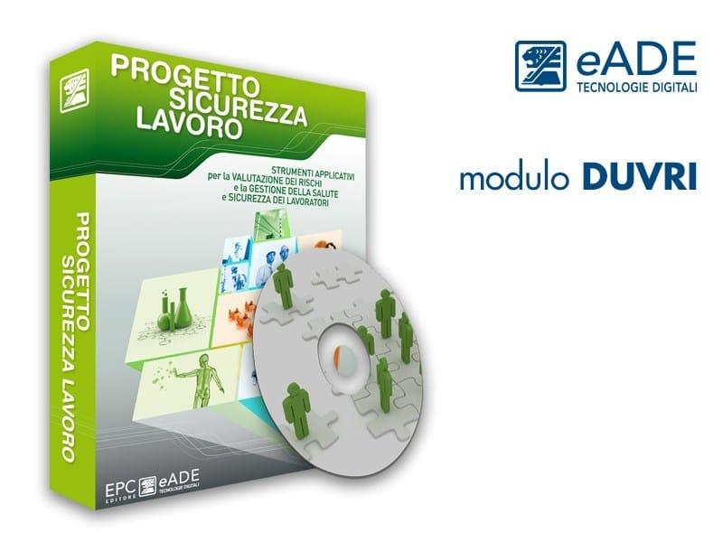 Software per la valutazione dei rischi interferenti modulo DUVRI by EPC