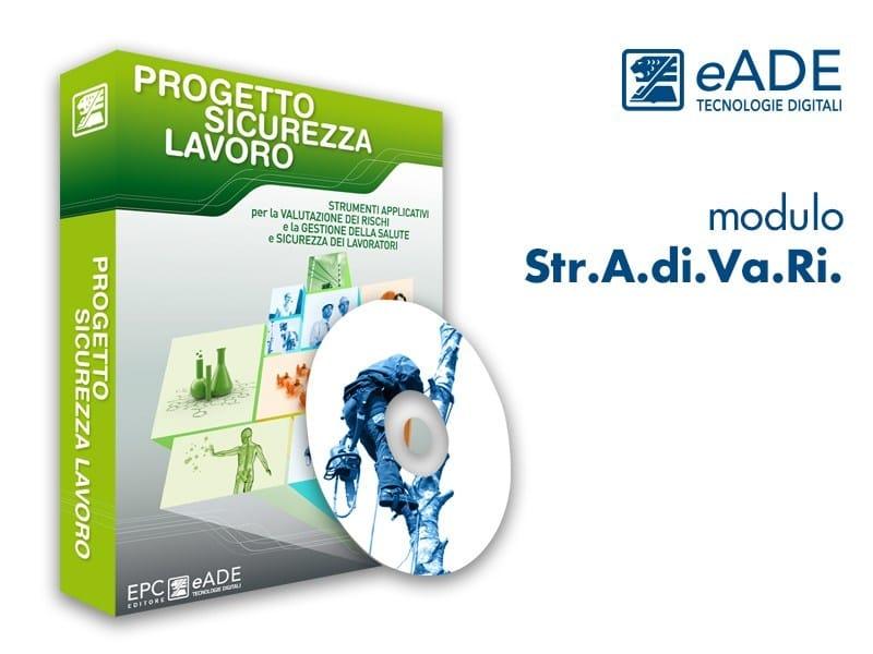 Software per la valutazione dei rischi modulo Str.A.di.Va.Ri. by EPC