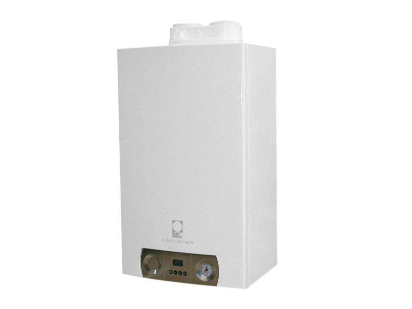 Gas condensation boiler MODUSTAR by Paradigma Italia