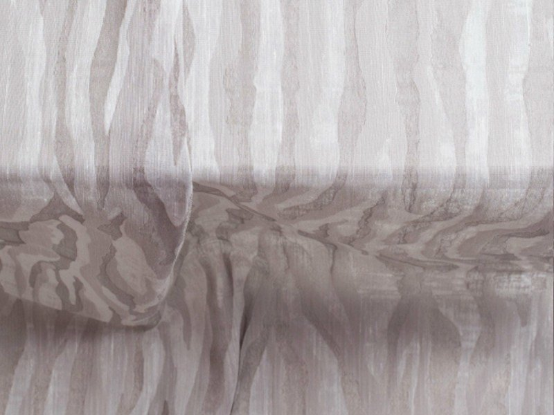 Moire fabric for curtains MOIRE by Equipo DRT