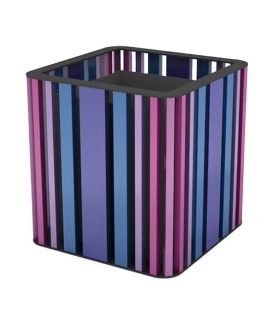 purple rainbow