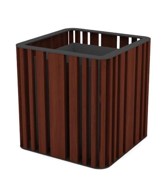 top ral 7016 - iroko wood