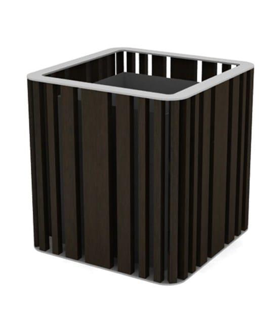 top ral 9006 - wenge wood