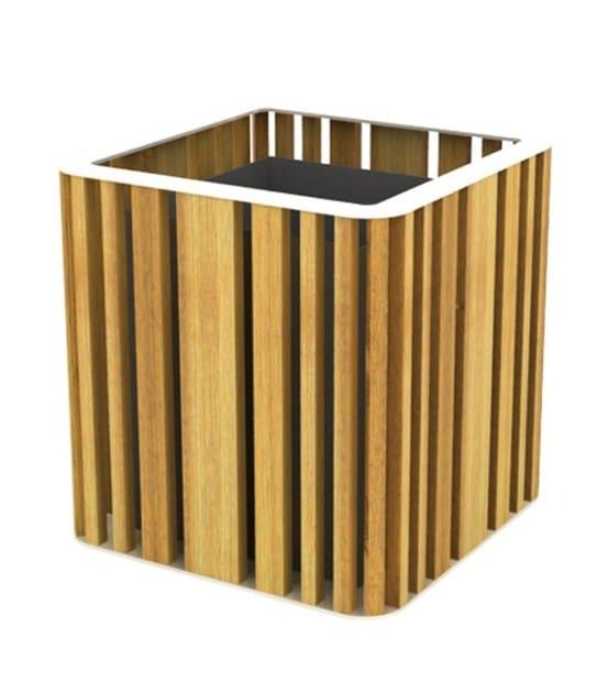 top ral 9010 - natural wood