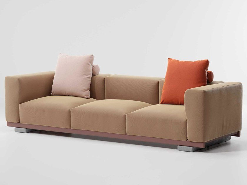 3 seater sofa MOLO | 3 seater sofa by Kettal