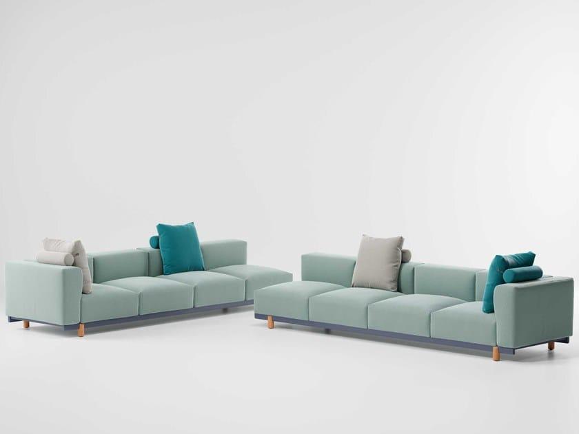 Modular sofa MOLO   Sofa by Kettal