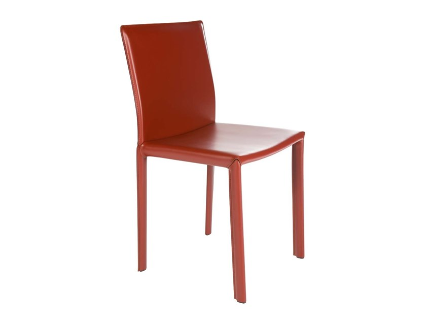 Upholstered chair MONFUMO   Chair by Trevisan Asolo