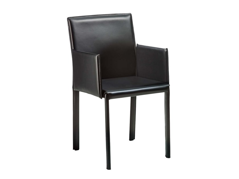 Chair with armrests MONFUMO | Chair with armrests by Trevisan Asolo