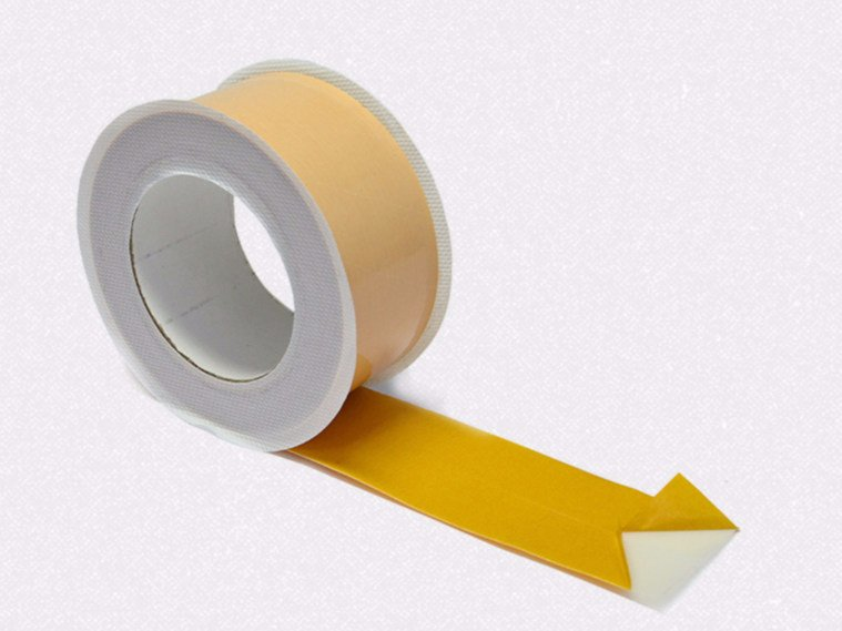 Fixing tape and adhesive ADHESIVE TAPE FOR CORNER by HAROBAU