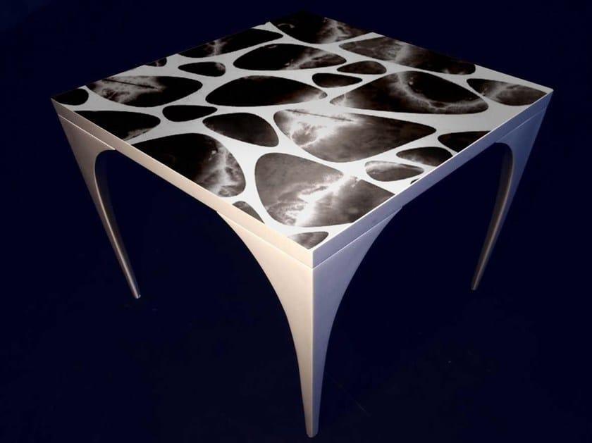 Square table MONOLITH   Square table by CEDRIMARTINI