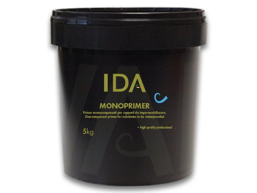 Cement-based waterproofing coating MONOPRIMER by IDA