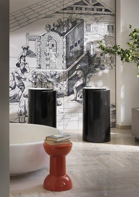 MONOROLL | Lavabo freestanding