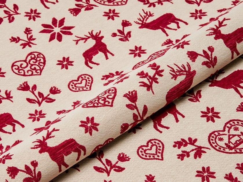 Fire retardant upholstery fabric MONTAGNA 10 by PRIMA