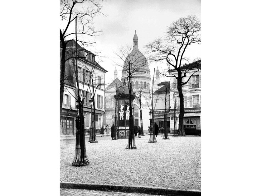 Stampa fotografica PLACE DU TERTRE IN MONTMARTRE by Artphotolimited