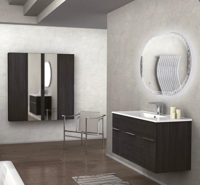 Mobile lavabo sospeso MONVISO - Remail by G.D.L.