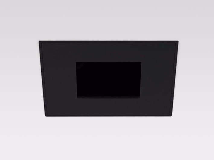 Faretto a LED orientabile quadrato MOOD ADJUSTABLE SQUARE by Reggiani