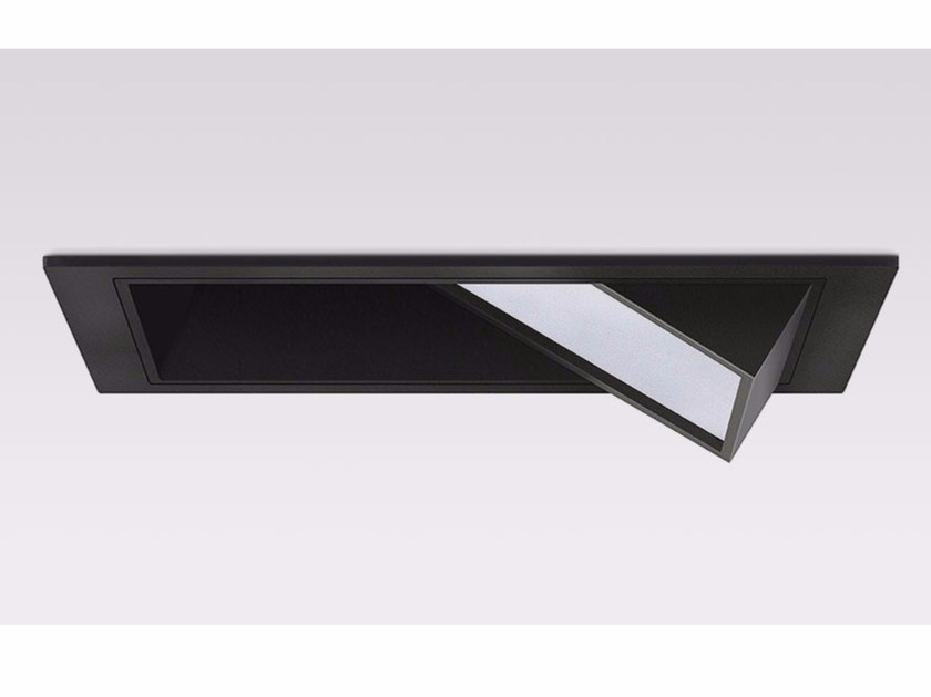 LED ceiling recessed spotlight MOOD WALL WASHER DROP by Reggiani