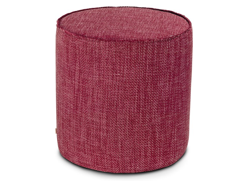 Round pouf with removable lining MOOMBA | Pouf by MissoniHome